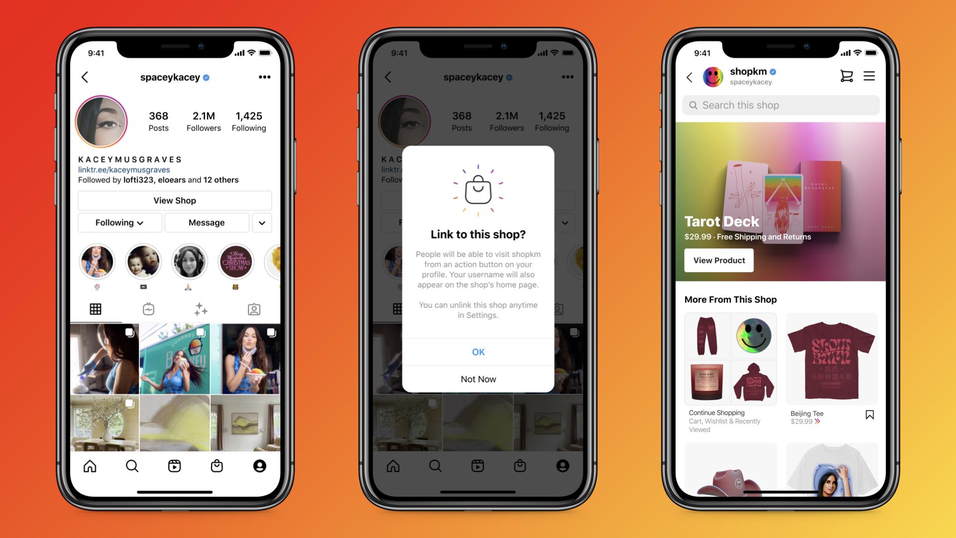 Instagram lança ferramenta de Afiliados para ganhar dinheiro com conteúdo