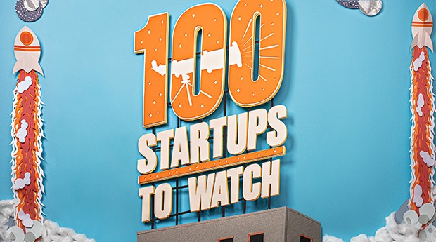 Lista com as 100 Startups To Watch 2021