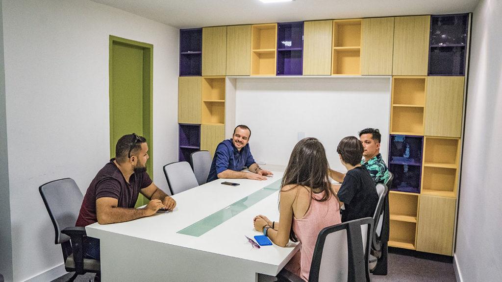 Sala privativa coworking Recife