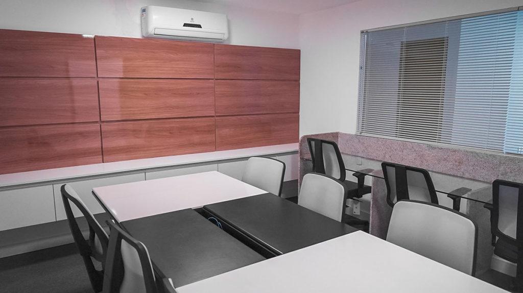 Sala privativa coworking preço